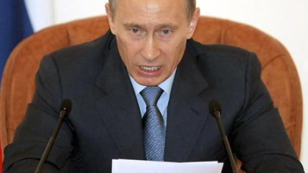 Putin stellt neue Regierung vor