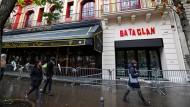 Paris ein Jahr nach den Anschlägen