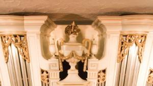 Die Orgel im Keller