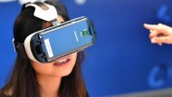 Samsung entwickelt neues Virtual-Reality-Headset