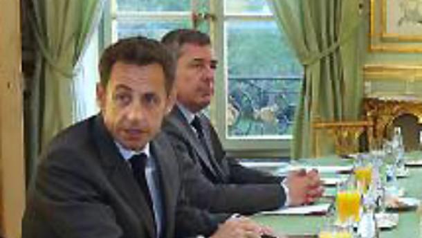 Sarkozys Berater: Eine Transferunion ist nicht akzeptabel