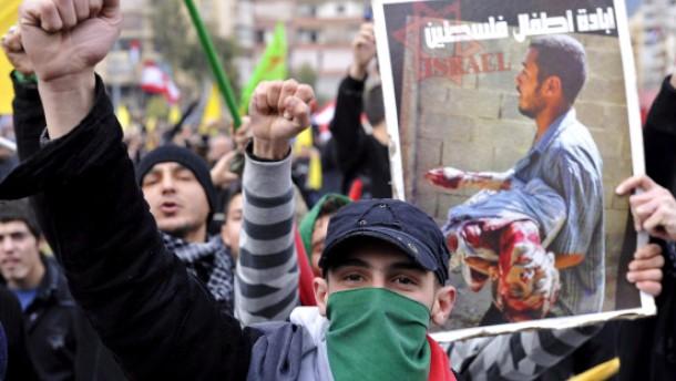 Alarmzustand im Libanon