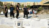 Augenzeuge berichtet vom Anschlag auf Hotel