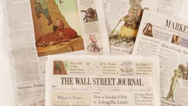 McCarthy, Coleman und Wall Street Journal ausgezeichnet