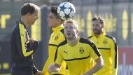Dortmund empfängt Real Madrid
