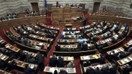 Griechisches Parlament macht Weg frei für weitere Milliardenhilfen