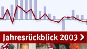 Das Wirtschaftsjahr 2003