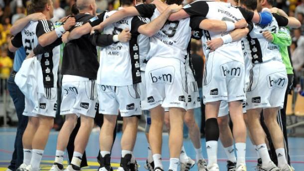 Kiel lässt Rhein-Neckar Löwen gewinnen