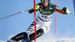 Maria Riesch überrascht im Slalom
