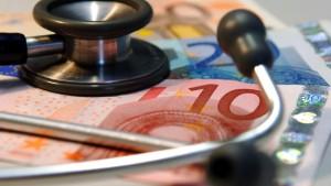 Mehr Geld für Deutschlands Kassenärzte