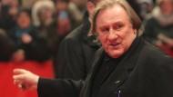 Depardieu hält nichts von Wettbewerbsfilmen