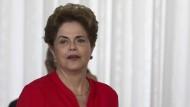 Rousseff kündigt juristischen Widerstand an