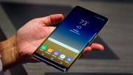 Samsung will mit Galaxy Note 8 zurück in die Erfolgsspur