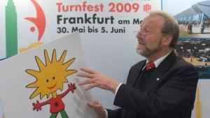 Magistrat schon 2004 über Turnfest-Mehrkosten informiert