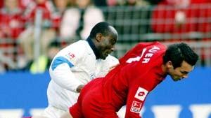 Mainz stoppt den Abwärtstrend