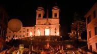Spanische Treppe in Rom erstrahlt in neuem Glanz