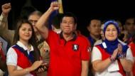 Duterte gewinnt Präsidentschaftswahl