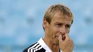 Nur keine Panik, Herr Klinsmann!