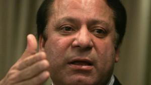 Nawaz Sharif fordert Rücktritt Musharrafs