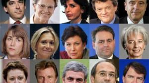 """Sarkozys """"XV de France"""""""