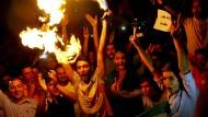 Iraner feiern Atom-Abkommen