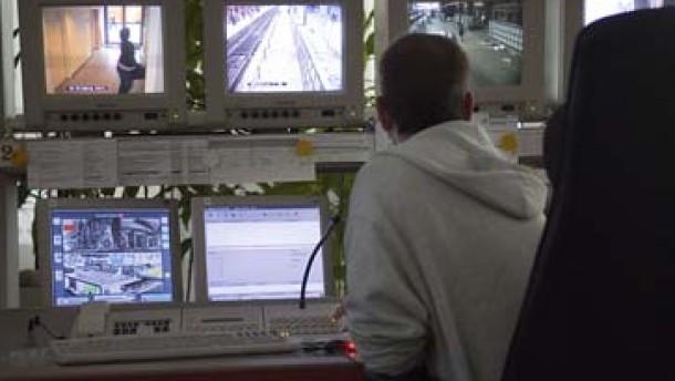 Keine Scheu vor Videokontrolle