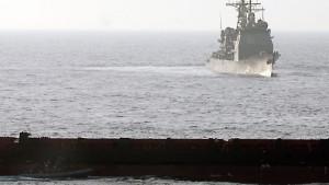 Weiteres Schiff vor der Küste Ostafrikas gekapert