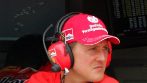 Die Maßeinheit für gute Rennfahrer heißt Schumacher