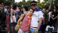 Messerattacke bei Schwulenparade in Jerusalem