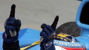 Renault macht der Formel Ferrari ein Ende