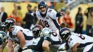 Denver Broncos gewinnen Super Bowl