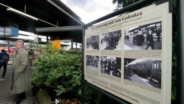 Hanau erinnert an Deportation seiner Juden