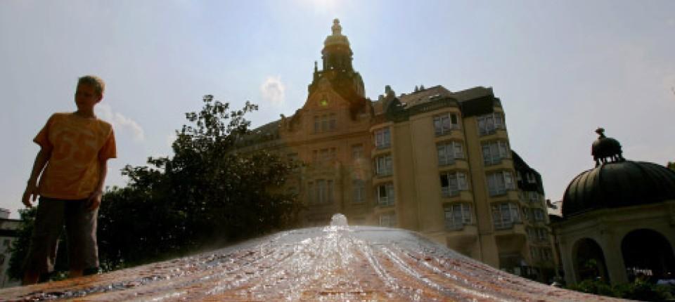 Energie Aus 26 Heißen Quellen Wiesbaden Heizt Mit Thermalwasser