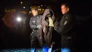 Mutmaßliche Schleuserbande festgenommen