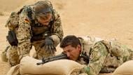 Kabinett beschließt Bundeswehreinsatz