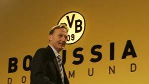 Die Sanierung von Borussia Dortmund kommt voran