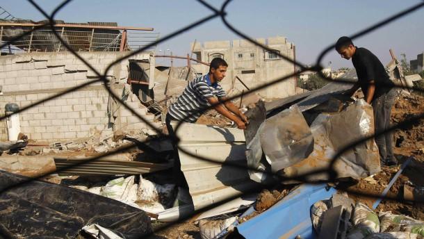 Israel entschuldigt sich bei Ägypten
