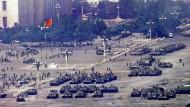Wussten die Briten vom drohenden Massaker am Tiananmen-Platz?