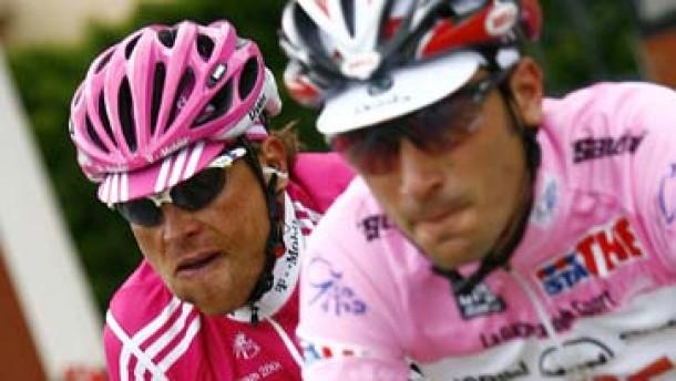 Basso dominiert - Ullrich trainiert