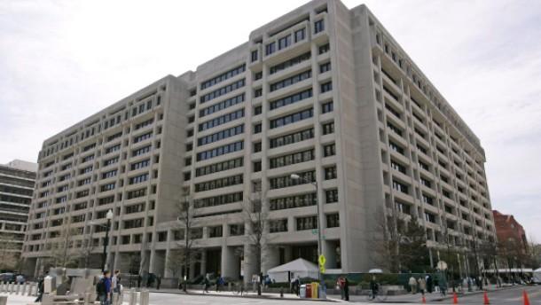 Machtspiele im Währungsfonds