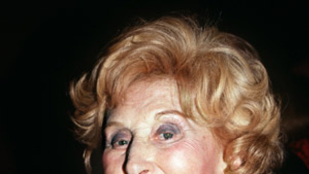 Kosmetik: Estée Lauder gestorben