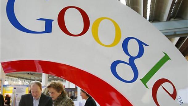 Verleger werfen Google Wildwestmethoden vor