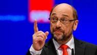 """Schulz: """"Substanz des Staates nicht kaputtsparen"""""""