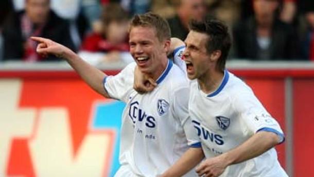 Bochum düpiert Leverkusen