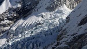 Weltklimarat bedauert falsche Prognose über Gletscher