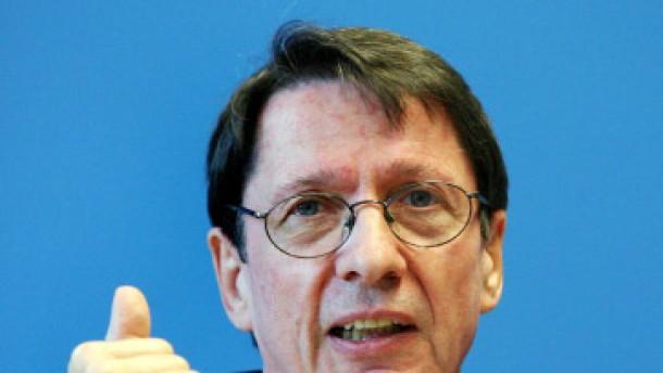 Berliner Senator Körting wegen Vergleich in der Kritik