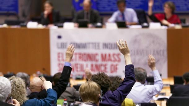 "EU-Parlament nimmt ""Handlanger der NSA"" ins Visier"