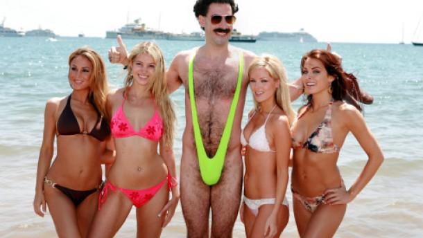 Borat ist tot. Und Ali G auch!