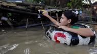 Myanmar kämpft weiter gegen Hochwasser