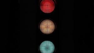 """Bei Rot stehen, bei Grün gehen - die FDP sondiert die """"Ampel"""""""